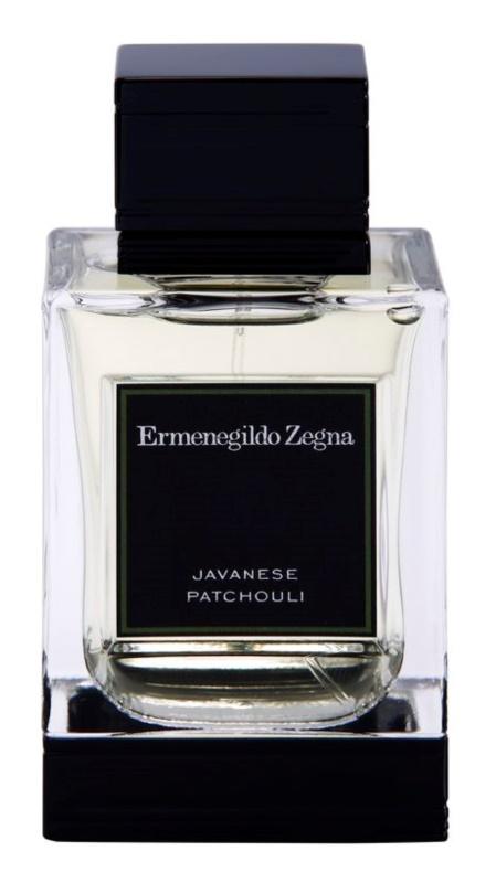 Ermenegildo Zegna Essenze Collection: Javanese Patchouli toaletní voda pro muže 125 ml