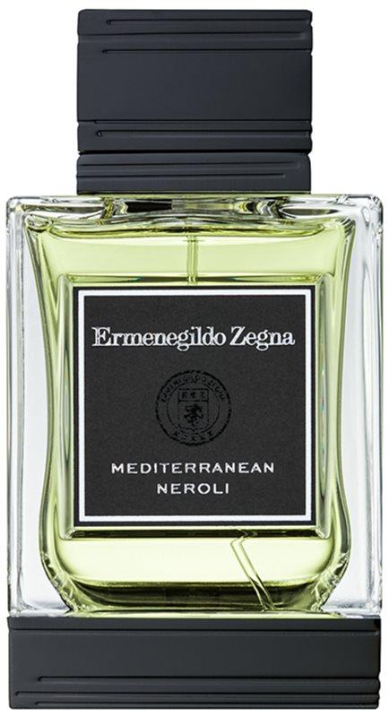Ermenegildo Zegna Essenze Collection: Mediterranean Neroli Eau de Toilette voor Mannen 125 ml