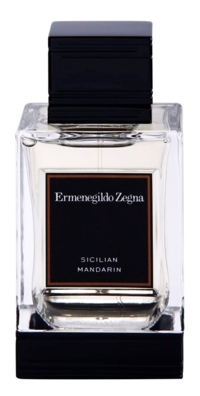 Ermenegildo Zegna Essenze Collection: Sicilian Mandarin Eau de Toilette for Men 125 ml