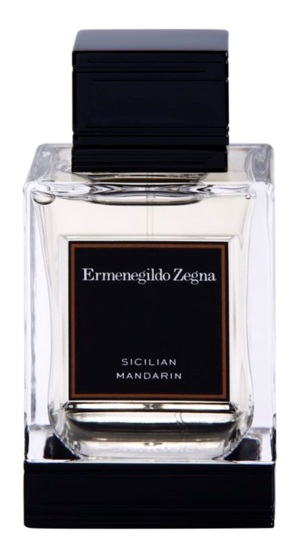 Ermenegildo Zegna Essenze Collection: Sicilian Mandarin eau de toilette per uomo 125 ml