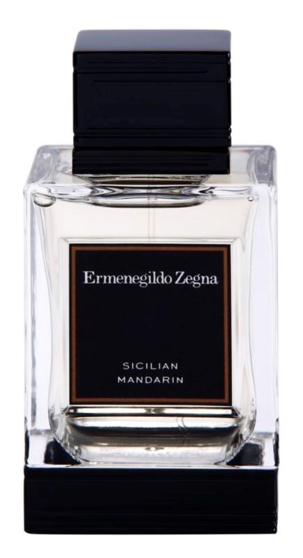Ermenegildo Zegna Essenze Collection: Sicilian Mandarin eau de toilette pour homme 125 ml