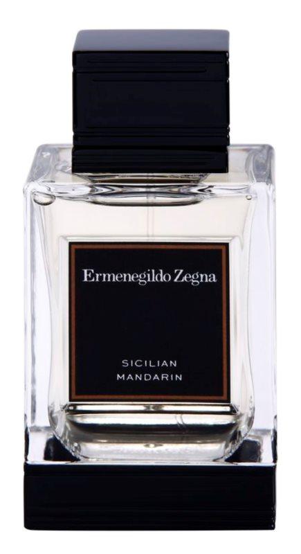 Ermenegildo Zegna Essenze Collection: Sicilian Mandarin woda toaletowa dla mężczyzn 125 ml