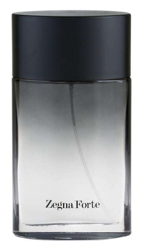 Ermenegildo Zegna Zegna Forte eau de toilette per uomo 100 ml