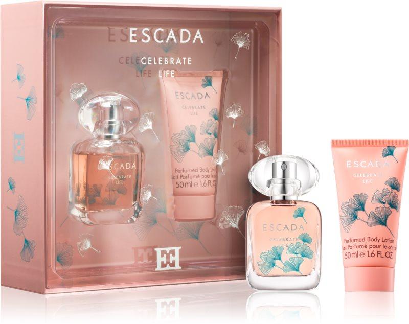 Escada Celebrate Life dárková sada I.