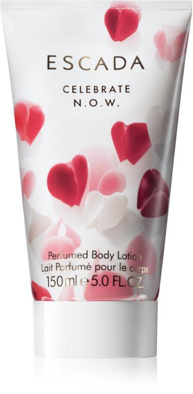 Escada Celebrate N.O.W. Body Lotion for Women 150 ml