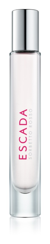 Escada Sorbetto Rosso eau de toilette per donna 7,4 ml roll-on