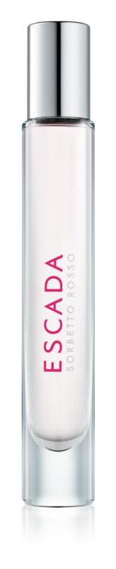 Escada Sorbetto Rosso eau de toilette pour femme 7,4 ml roll-on