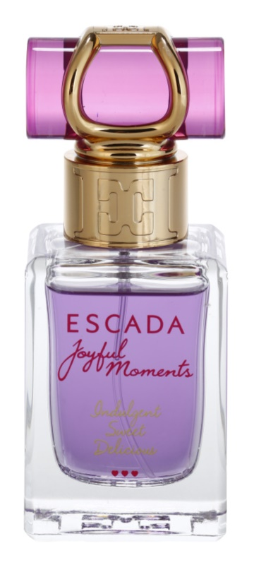 Escada Joyful Moments eau de parfum per donna 30 ml