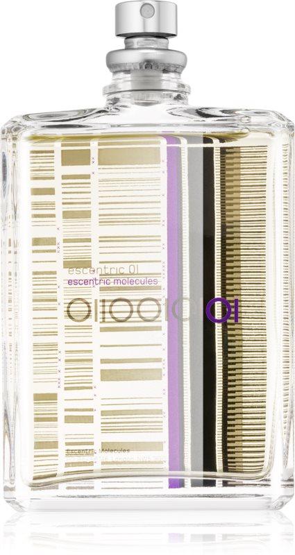 Escentric Molecules Escentric 01 toaletna voda uniseks 100 ml