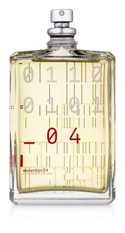 Escentric Molecules Escentric 04 eau de toilette unisex 100 ml
