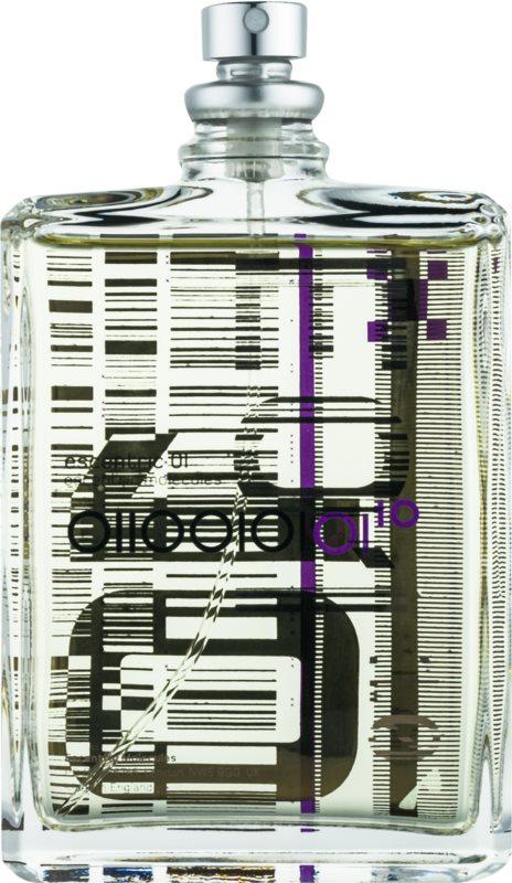 Escentric Molecules Escentric 01 eau de toilette unisex 100 ml Limitált kiadás + fém tok