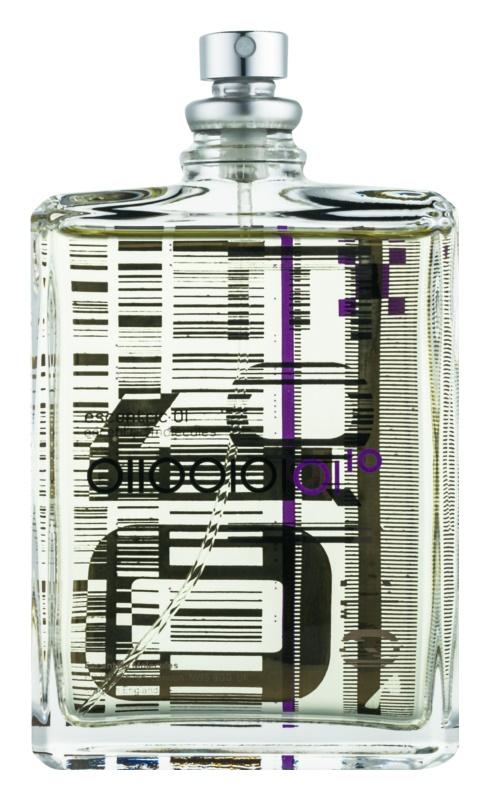Escentric Molecules Escentric 01 toaletná voda unisex 100 ml Limitovaná edícia + kovové púzdro
