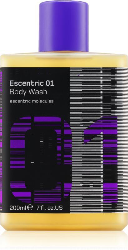 Escentric Molecules Escentric 01 tusfürdő unisex 200 ml