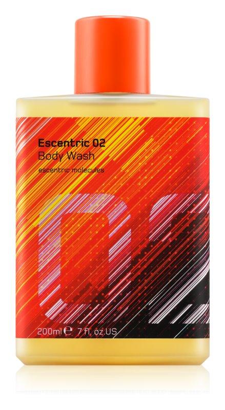 Escentric Molecules Escentric 02 gel de dus unisex 200 ml