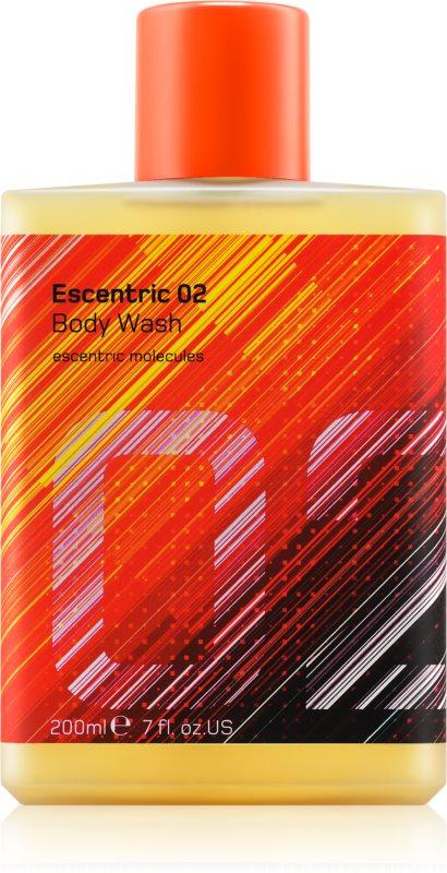 Escentric Molecules Escentric 02 gel doccia unisex 200 ml
