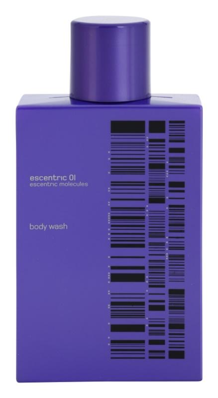 Escentric Molecules Escentric 01 żel pod prysznic unisex 200 ml