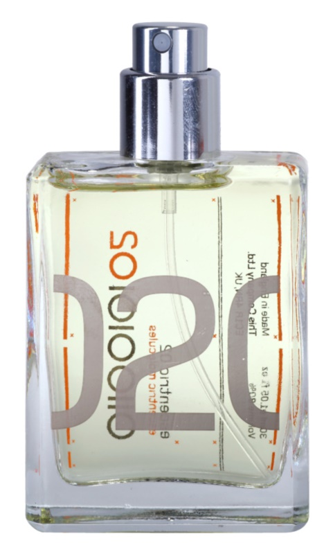 Escentric Molecules Escentric 02 Eau de Toilette unisex 30 ml Refill With Atomizer