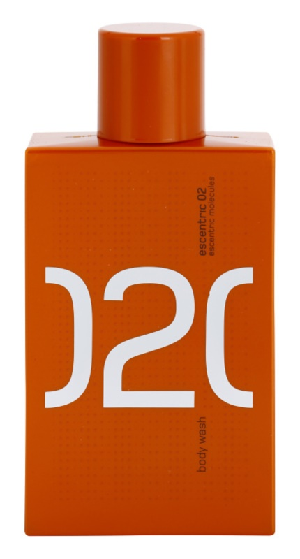 Escentric Molecules Escentric 02 gel de dus unisex 200 ml