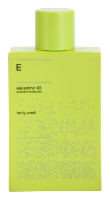 Escentric Molecules Escentric 03 гель для душу унісекс 200 мл