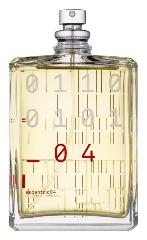 Escentric Molecules Escentric 04 woda toaletowa tester unisex 100 ml