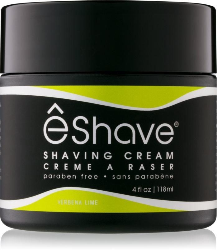 eShave Verbena Lime krém na holenie