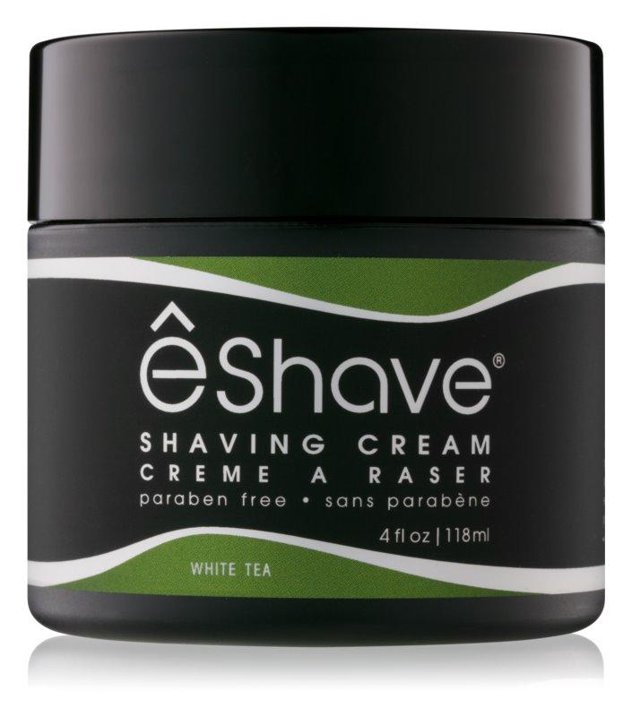 eShave White Tea crème à raser