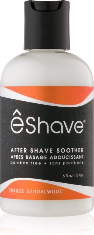 eShave Orange Sandalwood zklidňující balzám po holení