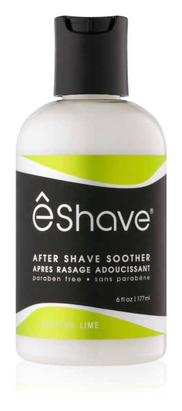 eShave Verbena Lime balsam calmant after shave