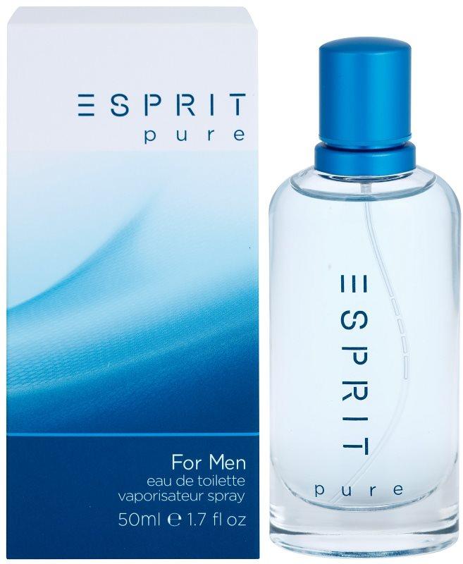 Esprit Esprit Pure for Men woda toaletowa dla mężczyzn 50 ml