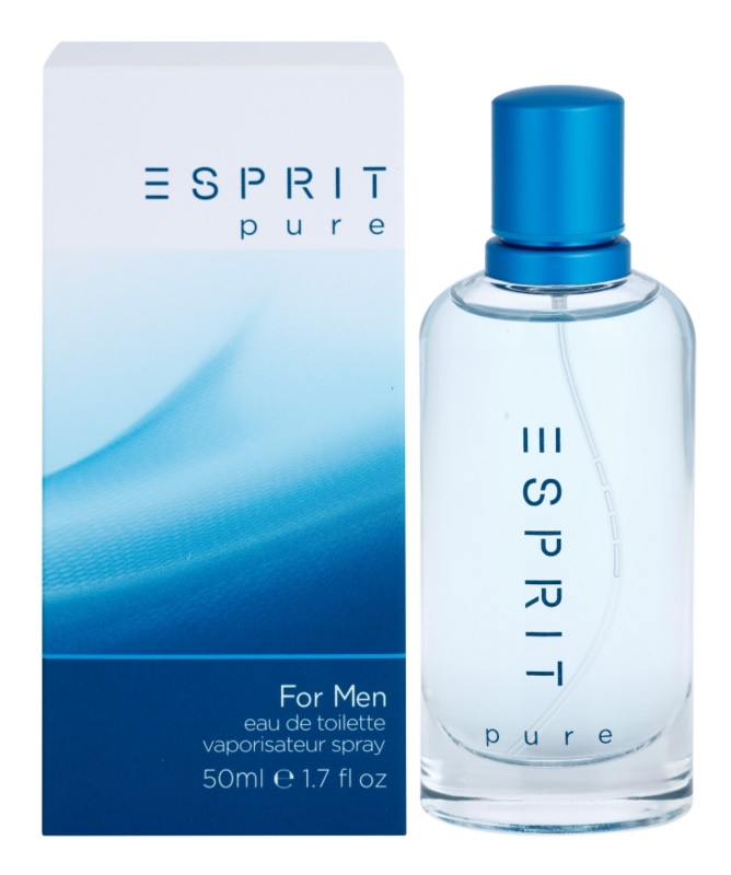 Esprit Pure for Men toaletná voda pre mužov 50 ml
