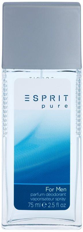 Esprit Pure for Men deodorant spray pentru barbati 75 ml