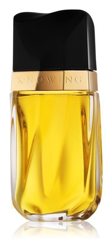 Estée Lauder Knowing eau de parfum per donna 75 ml