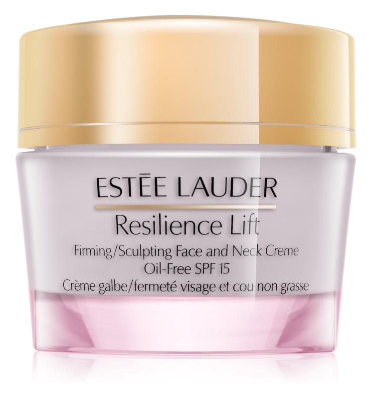 Estée Lauder Resilience Lift crema de zi cu efect lifting  pentru piele normala si mixta