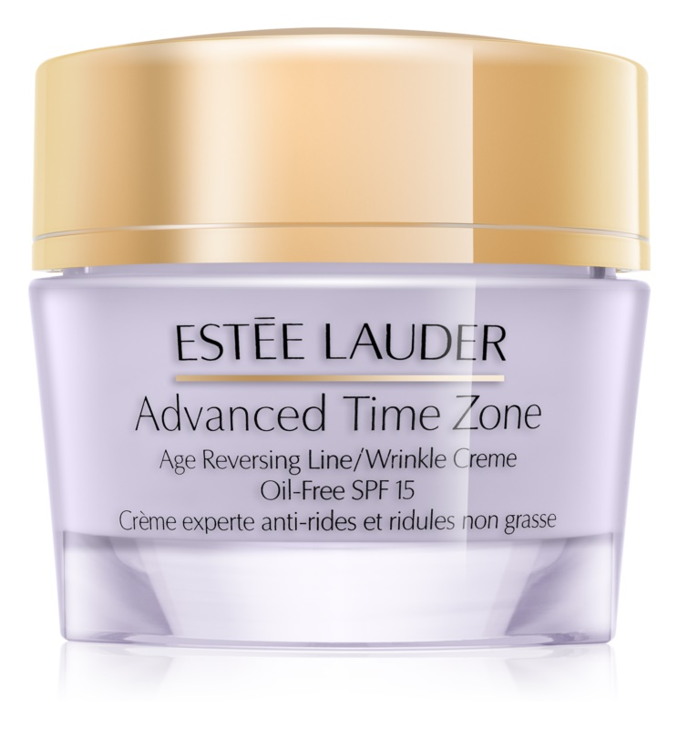 Estée Lauder Advanced Time Zone creme de dia antirrugas para pele normal a mista