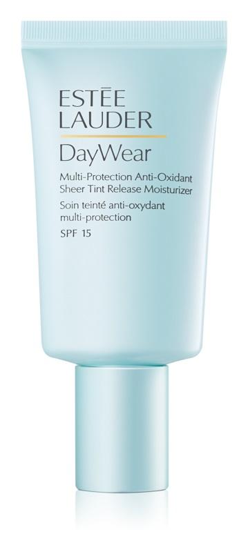 Estée Lauder DayWear Getinte Hydtarerende Crème voor alle huidtypen