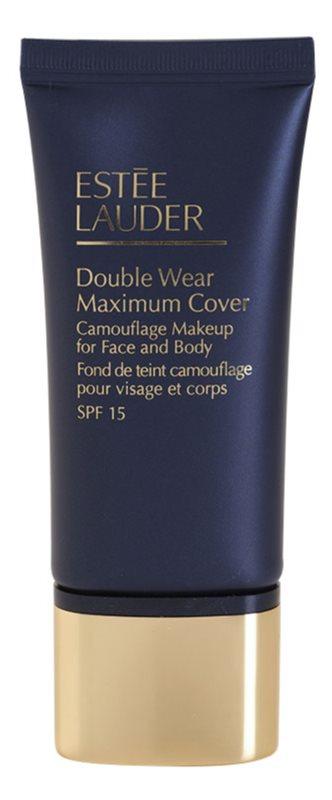 Estée Lauder Double Wear Maximum Cover korekční make-up na obličej a tělo
