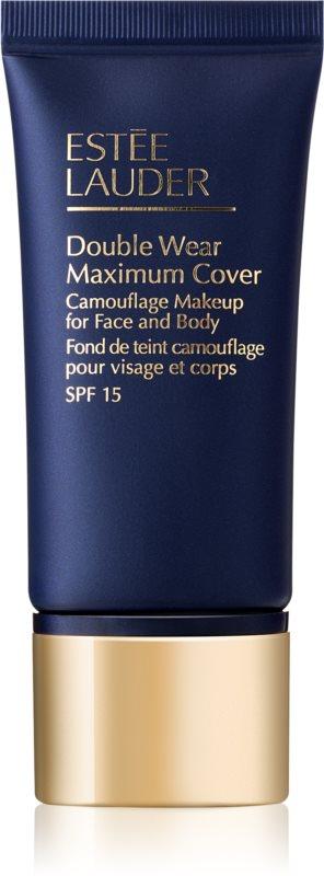 Estée Lauder Double Wear Maximum Cover Make-Up  κάλυψης Για  πρόσωπο και σώμα