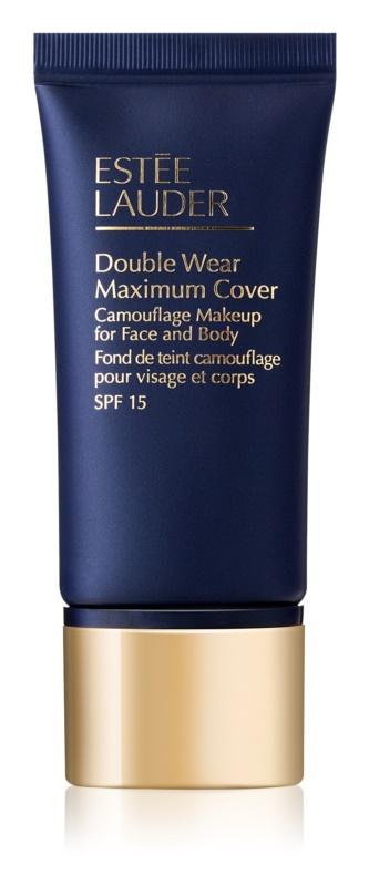 Estée Lauder Double Wear Maximum Cover Тональний крем для обличчя та тіла