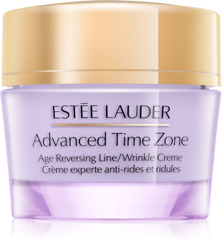 Estée Lauder Advanced Time Zone crema de zi pentru contur  ten uscat