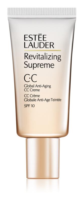 Estée Lauder Revitalizing Supreme CC krema s pomlajevalnim učinkom SPF 10