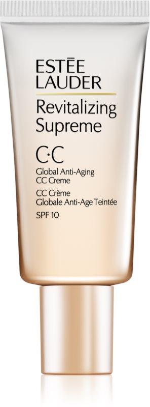 Estée Lauder Revitalizing Supreme creme CC com efeito rejuvenescedor SPF 10