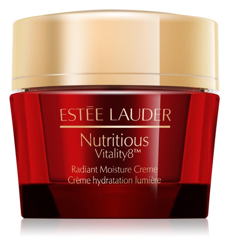 Estée Lauder Nutritious Vitality 8™ rozjasňujúci hydratačný krém