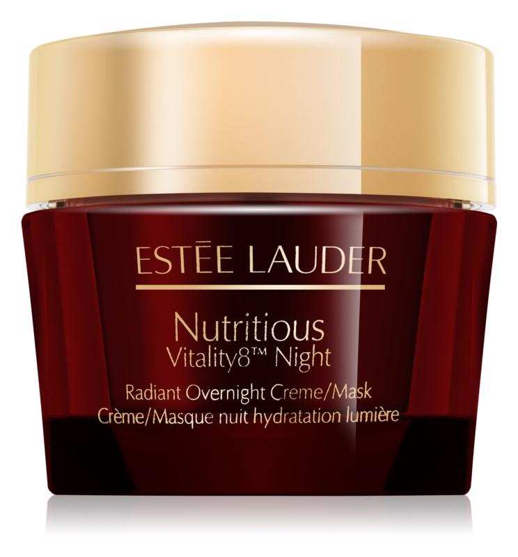 Estée Lauder Nutritious Vitality8™ Night Illuminating Night Cream