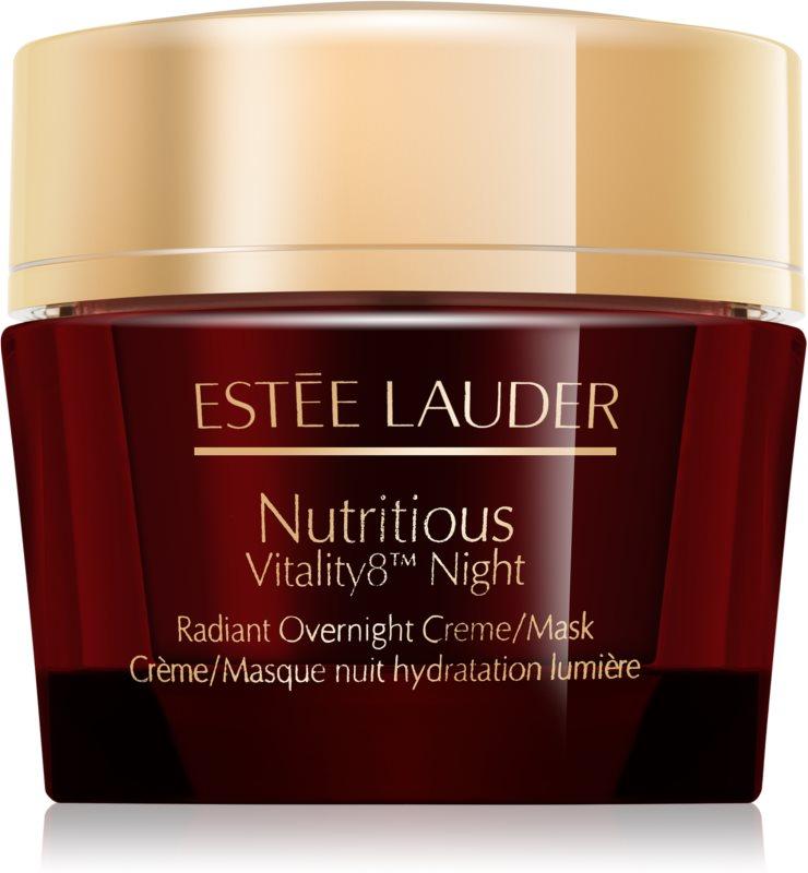 Estée Lauder Nutritious Vitality8™ Night rozjasňující noční krém