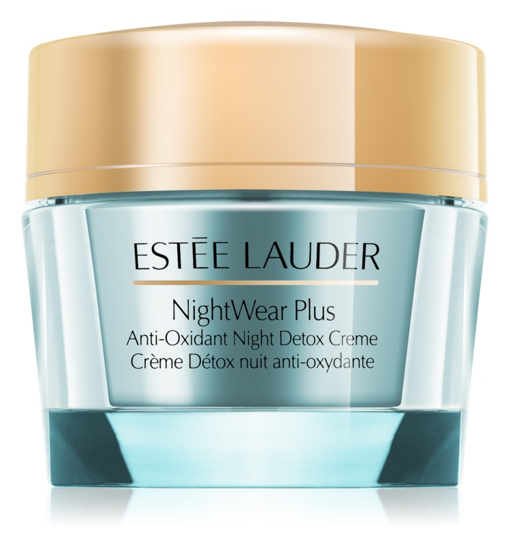 Estée Lauder NightWear Plus Anti-Oxidant Night Detox Cream