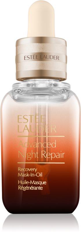 Estée Lauder Advanced Night Repair olejová pleťová maska   olejová pleťová maska s regeneračným účinkom
