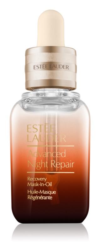 Estée Lauder Advanced Night Repair Olie Gezichtsmasker  met Regenererende Werking