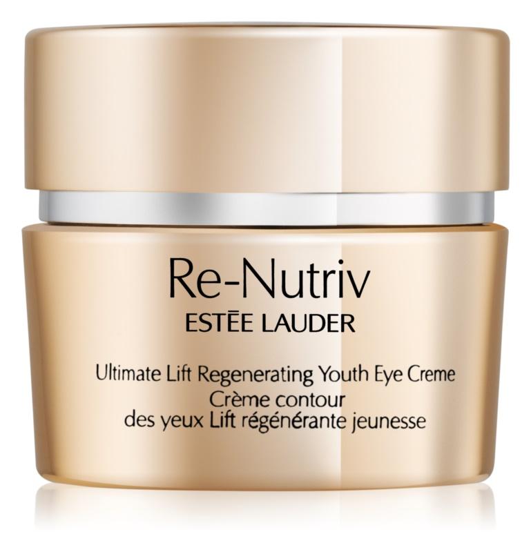 Estée Lauder Re-Nutriv Ultimate Lift crema para contorno de ojos con efecto lifting antibolsas y antiojeras