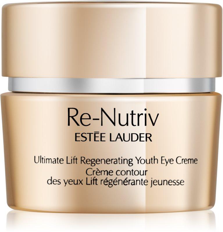Estée Lauder Re-Nutriv Ultimate Lift крем-ліфтинг для шкіри навколо очей проти набряків та темних кіл