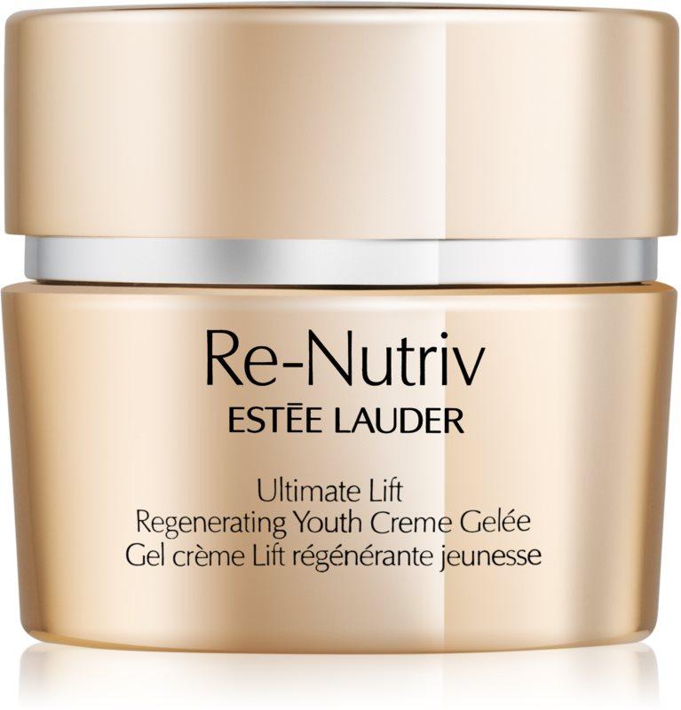 Estée Lauder Re-Nutriv Ultimate Lift protivráskový rozjasňující krém s liftingovým účinkem pro normální až mastnou pleť